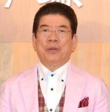 NHK情報番組『ごごナマ』の取材会に出席した西川きよし (C)ORICON NewS inc.