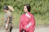 無門の妻・お国を演じる石原さとみ (C)2017 映画『忍びの国』製作委員会