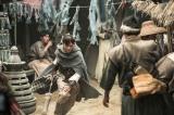 NHK大河ファンタジー『精霊の守り人 悲しき破壊神』第8回より。チャグムとの再会を目指し、バルサの新たな旅が始まる(C)NHK