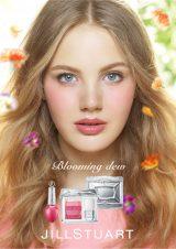 JILL STUART夏の新作は「苺の花畑」をイメージのでキュートさ満点