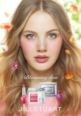 サムネイル JILL STUART夏の新作は「苺の花畑」をイメージのでキュートさ満点