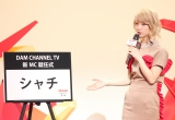 『DAM CHANNEL TV 新CM就任式』に出席したDream Ami (C)ORICON NewS inc.