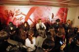 29年ぶりにサイン会を開催したX JAPAN Photo by Yoshika Horita