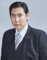 高嶋政伸の怪演も注目(C)テレビ朝日