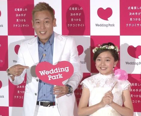 じゅんいちダビッドソン(左)谷花音 (C)ORICON NewS inc.