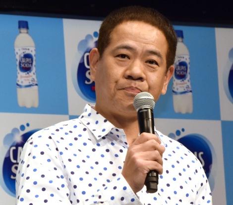 『カルピスソーダ新WEB動画』ローンチイベントに登場した原西孝幸 (C)ORICON NewS inc.