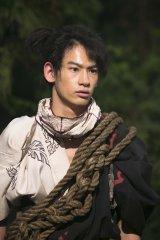 NHK大河ドラマ『おんな主城 直虎』でカジを演じる吉田健悟(C)NHK