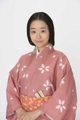 NHK大河ドラマ『おんな主城 直虎』で桜を演じる真凛(C)NHK