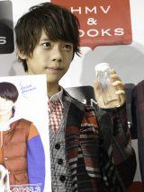 『恵比寿牛乳カレンダー2017.4→2018.3』先行販売イベントを開催したM!LK・山崎悠稀