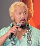 映画『キングコング 髑髏島の巨神』4DX試写会イベントに参加した真壁刀義 (C)ORICON NewS inc.