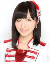 AKB48卒業を発表した大島涼花(C)AKS