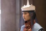 NHK・大河ファンタジー『精霊の守り人 悲しき破壊神』より。新ヨゴ国での服装(C)NHK