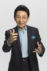 NHKの新番組『人名探究バラエティー 日本人のおなまえっ!』は「楽しい」と語る古舘伊知郎(写真提供:NHK)