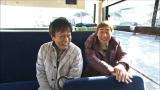 やっぱり路線バスが似合う?太川陽介と蛭子能収(C)テレビ東京