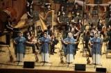 沖縄民謡グループ「うないぐみ」と民謡にもチャレンジ