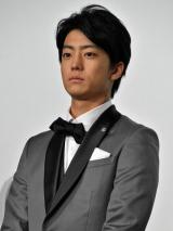 映画『サクラダリセット』(前篇)初日舞台あいさつに出席した健太郎 (C)ORICON NewS inc.