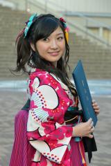 日本大学芸術学部に通い4年で卒業したことを初公表したももいろクローバーZの有安杏果 (C)ORICON NewS inc.