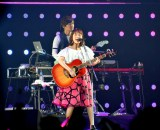 全5曲をパフォーマンスした大原櫻子=『TOKYO GIRLS MUSIC FES. 2017』より (C)ORICON NewS inc.