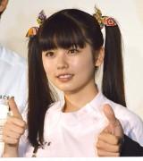 ドラマ『マッサージ探偵ジョー』の記者会見に出席した小芝風花 (C)ORICON NewS inc.