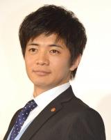 ドラマ『マッサージ探偵ジョー』の記者会見に出席した和田正人 (C)ORICON NewS inc.
