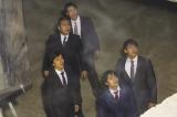 最終回目前 日本テレビ系連続ドラマ『ラストコップ』(毎週土曜 後9:00)第9話では京極(唐沢寿明)、松浦(藤木直人)らが協力してある任務に挑む(C)日本テレビ