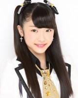 卒業を発表したNMB48の西仲七海(C)NMB48