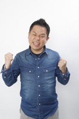Amazonオリジナル『HITOSHI MATSUMOTO Presentsドキュメンタル』シーズン2に参加する津田篤宏(ダイアン)