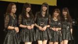 ラストシングル発売記念イベントを行なった℃-ute (C)ORICON NewS inc.