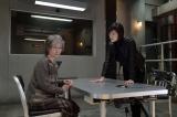 華やかな女優が一転して、孤独で地味な老婆に!(C)テレビ朝日