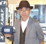 『木梨サイクル』ショップのプレスプレビューに来場した木梨憲武 (C)ORICON NewS inc.