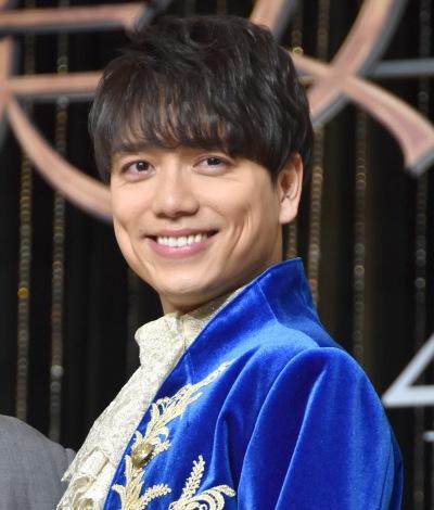 映画『美女と野獣』の来日記者会見に出席した山崎育三郎 (C)ORICON NewS inc.