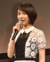『スターチャンネル映画予告編大賞』に出席したのん (C)ORICON NewS inc.