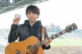 今年の『熱闘甲子園』のテーマソングを担当する高橋優 (C)ABC