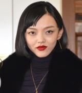 ドラマ『100万円の女たち』の取材会に出席した福島リラ (C)ORICON NewS inc.
