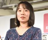 文芸誌『文藝芸人』の発売記念イベントに出席した辛酸なめ子 (C)ORICON NewS inc.