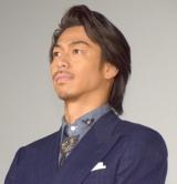 映画『たたら侍』の完成披露試写会に出席したAKIRA (C)ORICON NewS inc.
