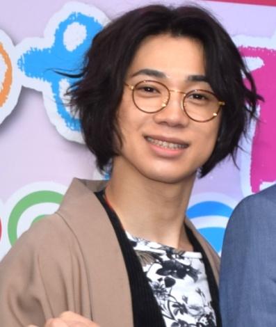 TBSの新ドラマ『3人のパパ』公開制作発表に出席した三津谷亮 (C)ORICON NewS inc.