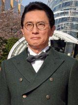 ドラマ『貴族探偵』記者会見に出席した松重豊 (C)ORICON NewS inc.