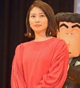 『映画クレヨンしんちゃん 襲来!!宇宙人シリリ』試写会に登場した志田未来 (C)ORICON NewS inc.