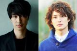 TBS系日曜劇場『小さな巨人』に出演する(左から)長谷川博己、岡田将生