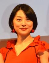 日本テレビ系連続ドラマ『母になる』制作会見に出席した小池栄子 (C)ORICON NewS inc.