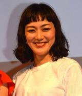 日本テレビ系連続ドラマ『母になる』制作会見に出席した板谷由夏 (C)ORICON NewS inc.