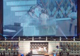 総選挙V2の公約である熱湯風呂に挑戦した指原莉乃 (C)ORICON NewS inc.