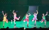 ももクロ「行くぜっ!怪盗少女」のカバーを披露=『春の関東ツアー2017 〜本気のアイドルを見せてやる〜』の埼玉公演(C)ORICON NewS inc.