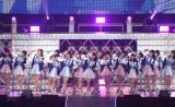 「最高かよ」=『春の関東ツアー2017 〜本気のアイドルを見せてやる〜』の埼玉公演・夜の部 (C)ORICON NewS inc.