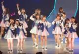 『春の関東ツアー2017 〜本気のアイドルを見せてやる〜』埼玉公演・昼の部の模様 (C)ORICON NewS inc.