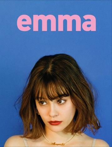 サムネイル ビジュアルスタイルブック 『emma』で素顔をみせるemma
