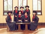 7人体制で活動を再開した私立恵比寿中学