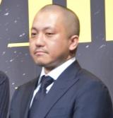 映画『孤狼の血』の製作発表会見に出席した白石和彌監督 (C)ORICON NewS inc.