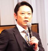 2019年大河ドラマが『いだてん〜東京オリムピック噺〜』の発表会見に出席した阿部サダヲ (C)ORICON NewS inc.